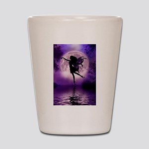 Midnight Stroll Shot Glass