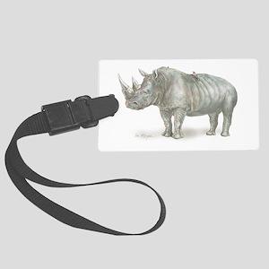 Rhino Large Luggage Tag