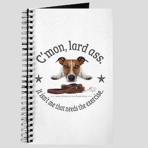 C'mon, lard ass design. Journal