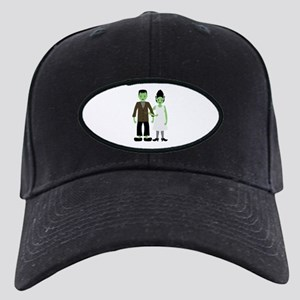 Frankenstein Bride Baseball Hat