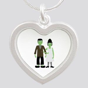 Frankenstein Bride Necklaces