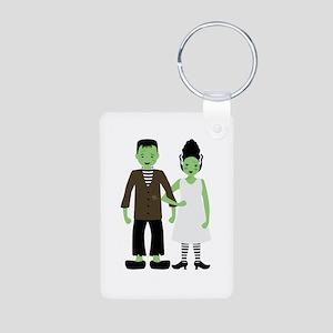 Frankenstein Bride Keychains