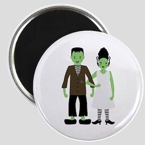 Frankenstein Bride Magnets