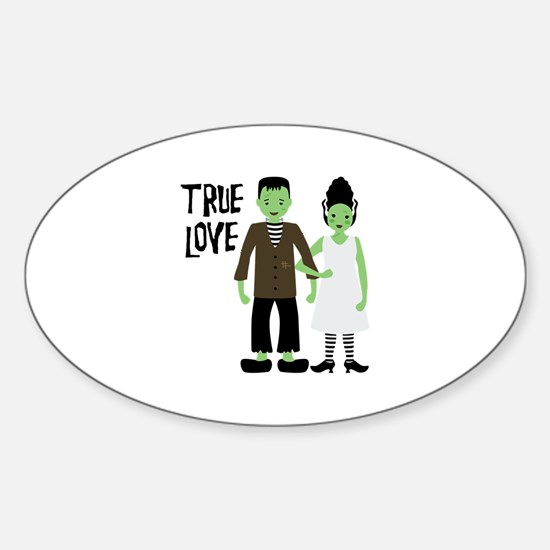 True Love Decal