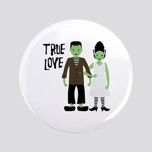 "True Love 3.5"" Button"