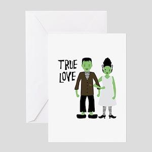 True Love Greeting Cards