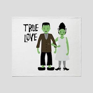 True Love Throw Blanket
