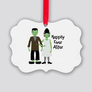 Happily Ever After Picture Ornament