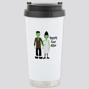 Happily Ever After Stainless Steel Travel Mug