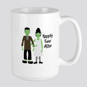 Happily Ever After Large Mug