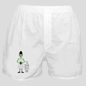 Til Death Do Us Part Boxer Shorts