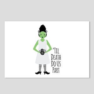 Til Death Do Us Part Postcards (Package of 8)