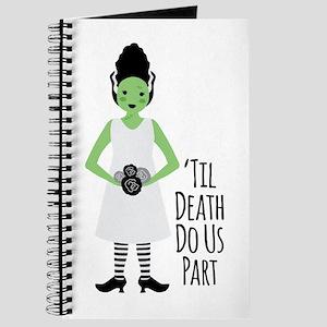 Til Death Do Us Part Journal