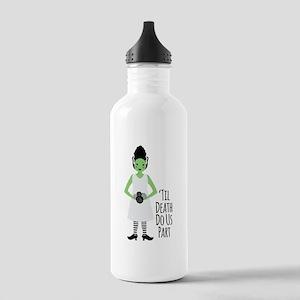 Til Death Do Us Part Water Bottle