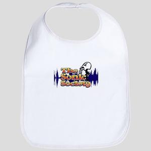 Sonic Society Classic Logo Baby Bib