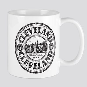Cleveland Stamp Mugs