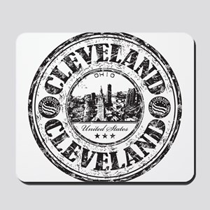 Cleveland Stamp Mousepad