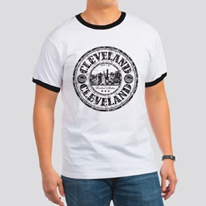Cleveland Stamp T-Shirt
