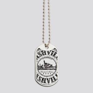 Nashville Stamp Dog Tags
