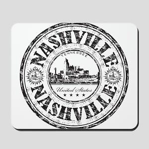 Nashville Stamp Mousepad