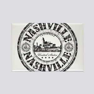 Nashville Stamp Magnets