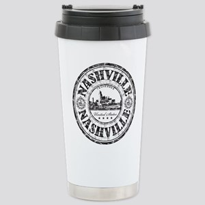 Nashville Stamp Travel Mug