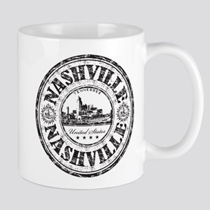 Nashville Stamp Mugs