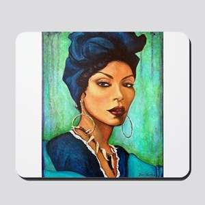 Voodoo Queen Mousepad