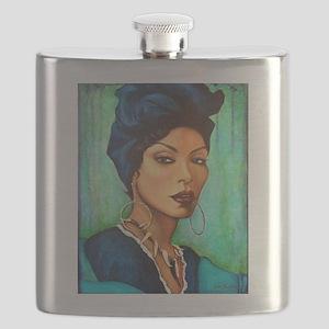 Voodoo Queen Flask