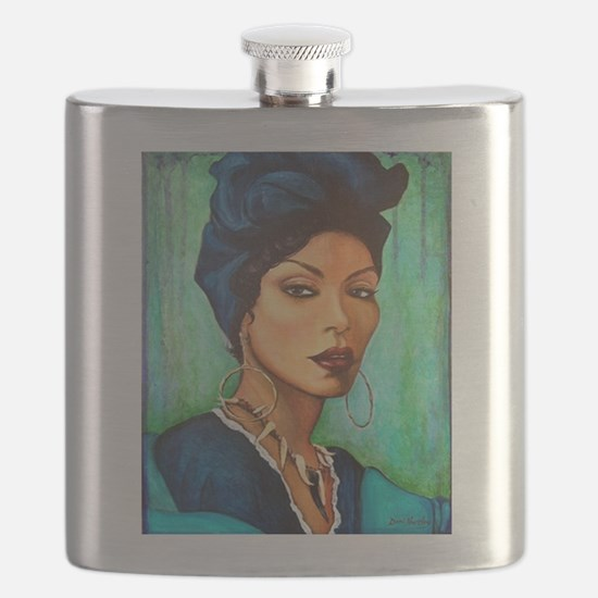 Voodoo Queen Flask