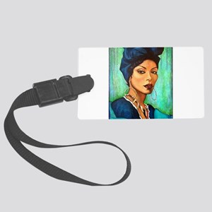 Voodoo Queen Luggage Tag