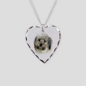 Morke Necklace Heart Charm