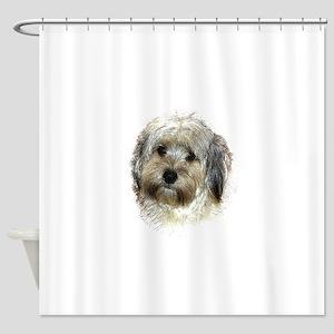 Morke Shower Curtain