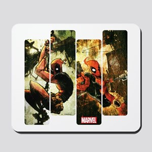 Deadpool Art Panel 2 Mousepad