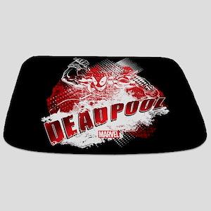 Deadpool Halftone Bathmat