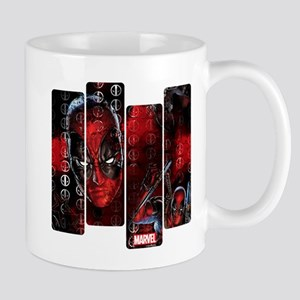 Deadpool Art Panel Mug