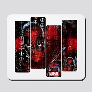 Deadpool Art Panel Mousepad