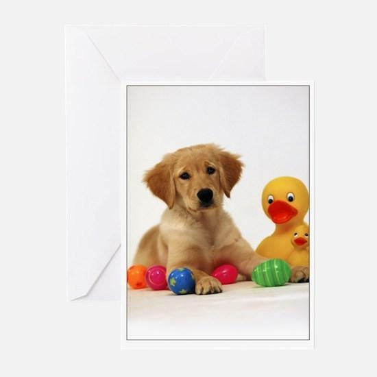 SNAPshotz Golden Puppy Easter Eggs Photocards