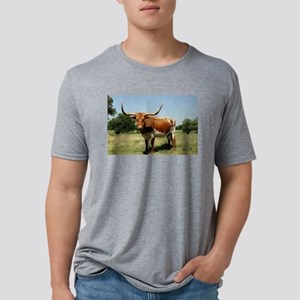 Longhorn Cow T-Shirt
