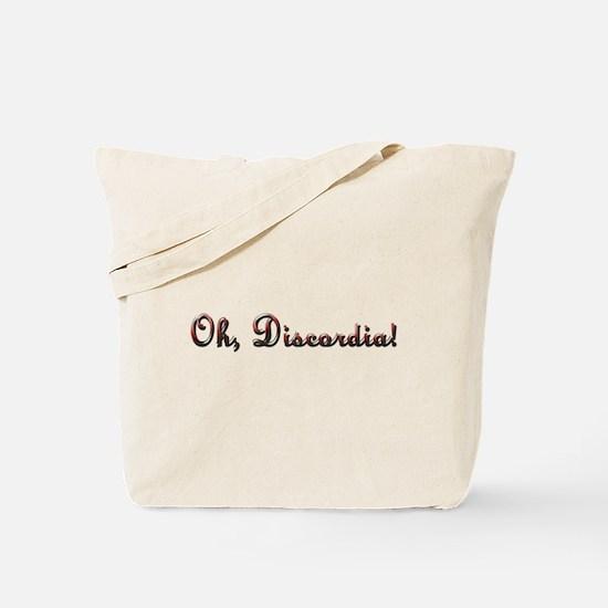 Oh, Discordia! Tote Bag