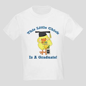 Little Chick Graduate Kids Light T-Shirt