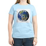 Peace On Earth Women's Light T-Shirt