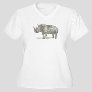 Rhino Plus Size T-Shirt