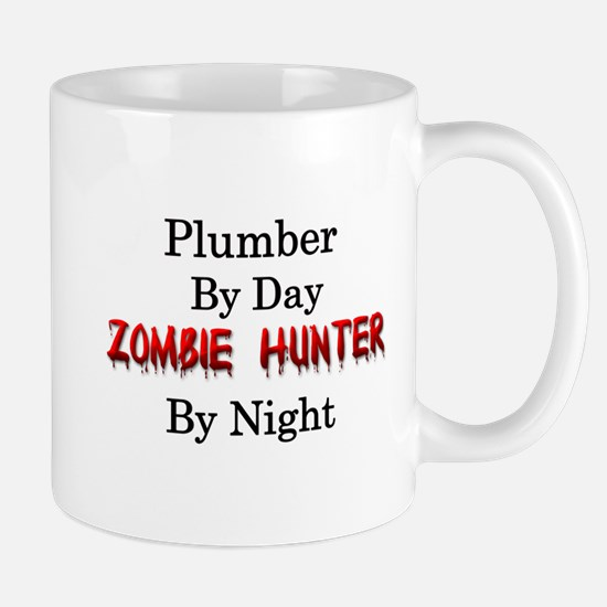 Plumber/Zombie Hunter Mug