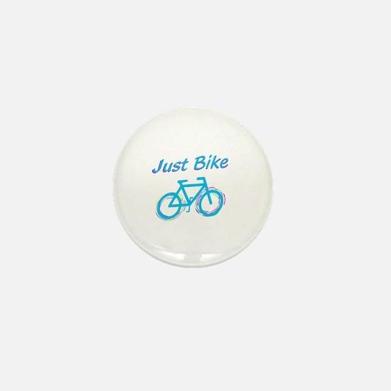 Just Bike Mini Button