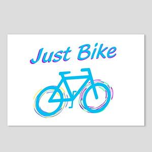 Just Bike Postcards (Package of 8)