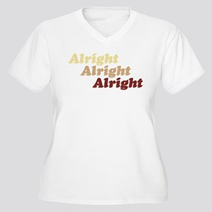Alright Plus Size T-Shirt