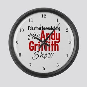 Andy Griffith Show Large Wall Clock