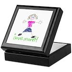 I Love Mommy- Daughter Keepsake Box