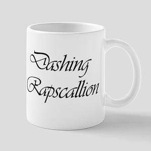 Dashing Rapscallion Pirate Mugs